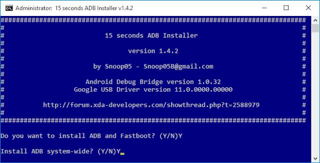 Install-ADB-system-wide
