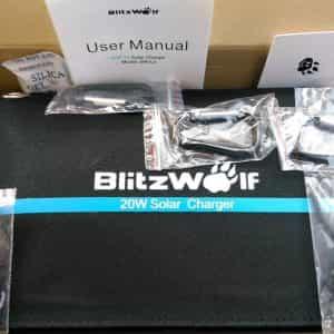 solar panel box