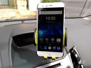 Rock phone stand car dashboard