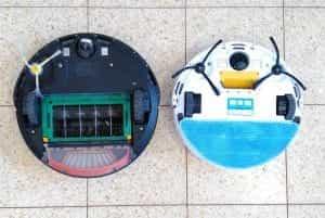 iLife V5s vs iRobot 560