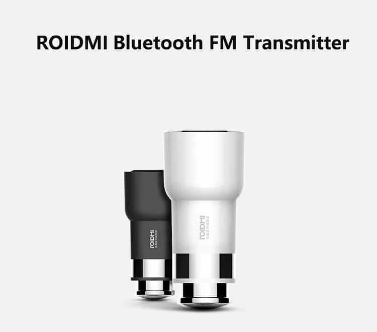 100-Original-ROIDMI-Car-Bluetooth-Charger-FM-transmitters-Mobile-Phone-Chargers