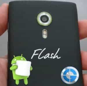 alcate flash 2 upgrade