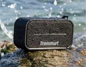 1 Tronsmart Element T2 Bluetooth 4 2 Outdoor Water Resistant Speaker Portable and Mini Speaker Black 1