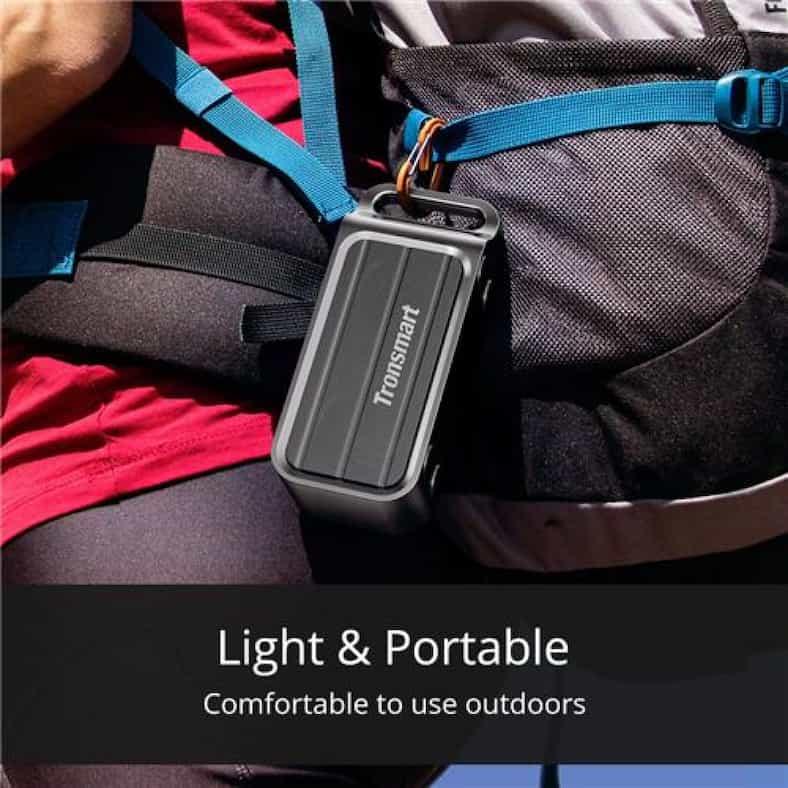 Tronsmart Element T1 Bluetooth 4 2 Speaker Black 402317