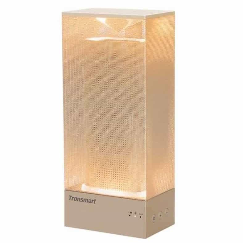 Tronsmart Beam Bluetooth Speaker Gold 467814