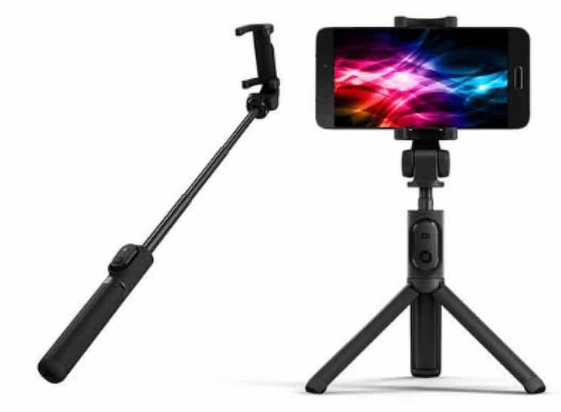 2018 08 02 15 18 11 Original Xiaomi 2 in 1 Bluetooth Mini Extendable Folding Tripod Selfie Stick For