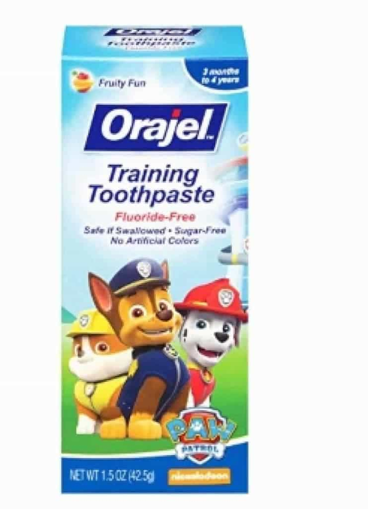 2018 10 25 12 14 36 Amazon.com Orajel PAW Patrol Training Toothpaste 1.5 Ounce Toothpaste Baby