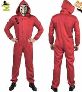 2018 11 13 12 01 40 Adult man Dali Movie Costume Role Play Money Heist The House of Paper La Casa Co