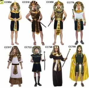 2018 11 13 12 04 43 Adult men Glod Egyptian pharaoh costume for man Halloween Party costumes traditi