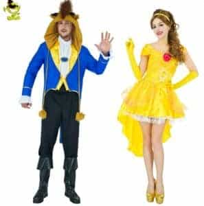 2018 11 13 12 08 33 2018 Hot Sale Movie Beauty And The Beast Costume Adults Women Sassy Belle Prince