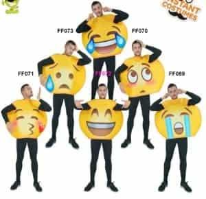 2018 11 13 12 41 00 Aliexpress.com Buy 2018 New Mens Funny Emoji Costume Party Cosplay FunnyHapp