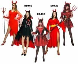 2018 11 13 13 44 07 Aliexpress.com Buy New Adult Devil Costume For Womens Sexy Red Evil Queen Vam