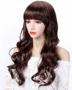 2018 11 19 08 59 14 aosiwig Long Curly Hair Female High Temperature Synthetic Halloween Costume Part