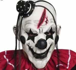 2018 11 15 11 24 05 Xmas Gifts Clown Mask Adult Latex White Hair Halloween Mask Clown Evil Killer Ho