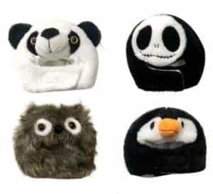 2018 11 22 10 19 59 Urijk Pet Dog Cat Wigs Halloween Penguin Owl Skull Shapes Wigs Caps Hair Accesso