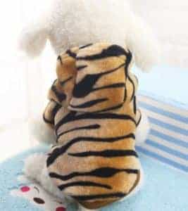 2018 11 22 11 56 02 Pet Cat Clothes Soft and Warm Flannel Small Dog Cat Costume Leopard Puppy Dog Ki