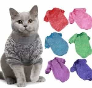 2018 11 22 12 34 42 Cat Clothes Winter Warm Pet Clothing For Cats Fashion Outfits Coats Chihuahua Do