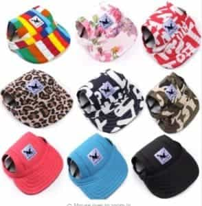 2018 11 25 09 53 43 Pet Hats Fashion Outdoor Baseball Style Dog Cat Caps With Ear Holes Pet Dog Outd