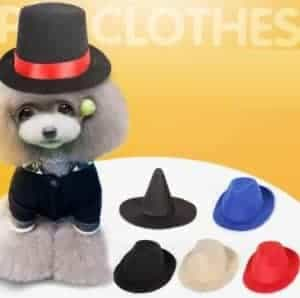 2018 11 25 10 09 29 Pet Dog Cap Small Medium Dogs Hats Magician Sorcerer Cosplay Caps For Pet Dog Ca