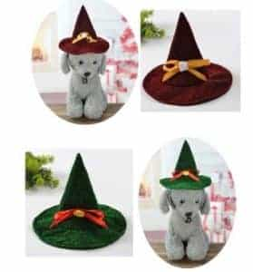 2018 11 25 11 35 20 2018 New Halloween Dog Hat Pet Tip Angle Turned Cap Hats Pet Christmas Cosplay C