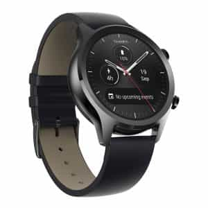 TicWatch C2 Smartwatch Wear OS by Google Black 821187