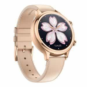 TicWatch C2 Smartwatch Wear OS by Google Rose Gold 821177