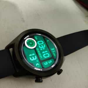 ticwatch c2 time 2