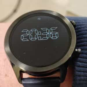 ticwatch c2 time 3