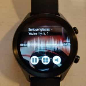 music ticwatch c2 1