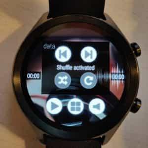 music ticwatch c2 2
