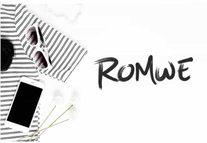 הכירו את ROMWE – כשהסינים עושים את זה נכון!