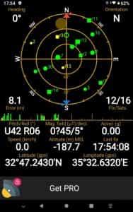 P80X bench GPS
