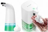 מקציפי סבון ראש בראש BlitzWolf מול Xiaowei