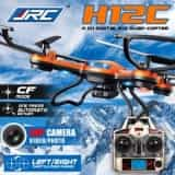 רחפן מדגם JJRC H12C כולל מצלמת HD