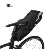 להוריד את המשקל מהגב! – תיק זנב אופניים של ROSWHEEL